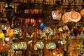 Lamps turkish Στοκ φωτογραφίες με δικαίωμα ελεύθερης χρήσης