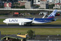 LAN Boeing 767-300 Royalty Free Stock Image