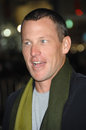 Lance Armstrong Royalty Free Stock Photo
