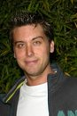 Lance bass at the brandon davis and reply celebrate the los angeles replay store opening and the launch of the brandon davis jean Stock Images
