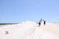 Lancelin Dunes: Sports and Recreation Royalty Free Stock Photo