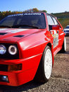 Lancia Denta Integrale Stock Photography