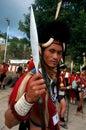 Land & People of Nagaland-India. Royalty Free Stock Photo