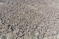 Land prepared for seeding in sunny day Stock Photography