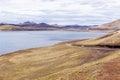 Landmannalaugar area in Iceland Royalty Free Stock Photo