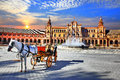 Landmarks of Spain - Seville, Andalusia