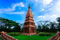 Landmarks of Thailand Royalty Free Stock Photo