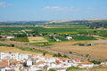 Landscape of Andalusia, Spain Stock Photography