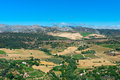 Landscape Andalusian plains Royalty Free Stock Photo