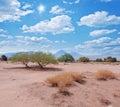 Landscape of atacama desert chile Stock Image