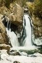 Bash Bish Falls Royalty Free Stock Photo