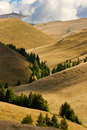 Landscape of Bucegi Royalty Free Stock Photo