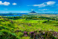 Landscape and Coast Connemara in Ireland Royalty Free Stock Photo