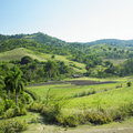 Landscape, Cuba Royalty Free Stock Images