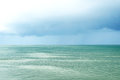 Landscape Of Emerald Sea