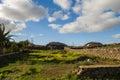 Landscape - Fuerteventura Royalty Free Stock Photo