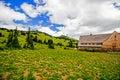 Landscape At Mount Rainier Nat...