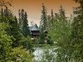 Príroda v blízkosti Vysokých Tatier