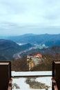 Landscape in Nikko, Japan