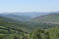 Landscape of Park City Utah Royalty Free Stock Photo