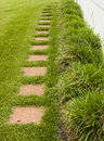 Landscape Pathway Royalty Free Stock Images