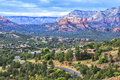 Landscape Of Sedona, Arizona, ...