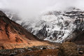 Aconcagua Royalty Free Stock Photo