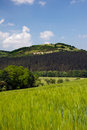 Landscape Thuringia Stock Photography