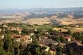 Landscape in toscana Stock Image