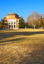 Landscape of Tsinghua University Royalty Free Stock Photography