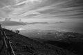 Landscape Vesuvio Royalty Free Stock Photo