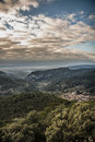 Landscapes of mallorca landscape the island in spain Royalty Free Stock Photo