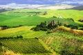 Landscapes of tuscany italy bella italia series breathtaking Stock Photos