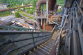 Landschaftspark Duisburg-Nord Royalty Free Stock Photos