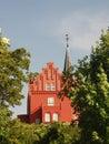 Langeland castle Royalty Free Stock Photo