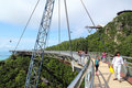 Langkawi Sky Bridge 03 Royalty Free Stock Photo