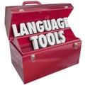 Jazyk nástroje slová zahraničné