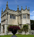 Lanhydrock Gate House Royalty Free Stock Photo