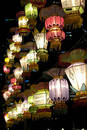 Lantern Festival in Singapore Royalty Free Stock Photo