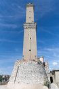 Lanterna lighthouse, Genoa - Italy Royalty Free Stock Photo