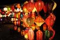 Picture : Lanterns at Hoi An, Vietnam an  paper