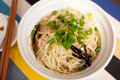 Lanzhou ramen a popular chinese pasta Stock Photos