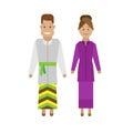 Lao national dress