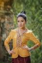 Picture : Laos woman