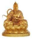 Laozi (Lao Tzu) - founder of Taoism Royalty Free Stock Photo