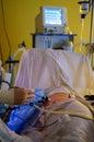 Laparoscopic surgery operation Royalty Free Stock Photo