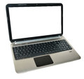 stock image of  Laptop isolated