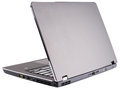 Laptop rear view Royalty Free Stock Image