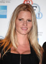 Lara stone attending a photocall before introducing the film the spy who loved me at bfi southbank london picture by alexandra Stock Photography