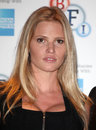 Lara stone attending a photocall before introducing the film the spy who loved me at bfi southbank london picture by alexandra Royalty Free Stock Image